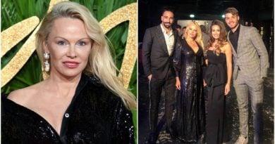 Pamela Anderson ka braktisur mbrëmjen bamirëse