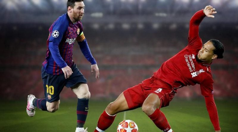 Van Dijk: Messi është lojtari më i mirë në botë, do të jetë e vështirë ta ndalim