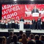 Pendarovski: Vota për numrin tre do të thotë garanci se nuk do të kthehet regjimi i Gruevskit