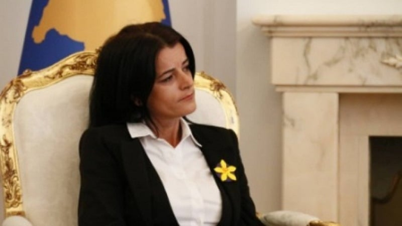 Vasfije Krasniqi Goodman nesër dëshmon para Senatit dhe Kongresit Italian