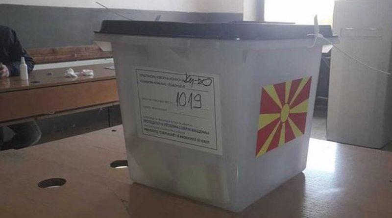 Jehona në Kumanovë deri në orën 13 është 18,83 për qind