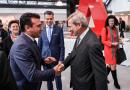 Zaev-Han: Maqedonia e Veriut ka dëshmuar se meriton datë për fillimin e negociatave me BE-në