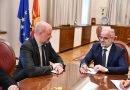 Takim i Xhaferit me drejtorin e IRI për Evropën