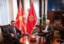 Kryeministri Zaev në biznes forum në Podgoricë të Malit të Zi