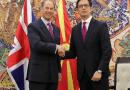 Pendarovski: Vizita e princit Eduard, konfirmim i lidhjeve të forta me Mbretërinë e Bashkuar