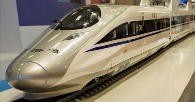 Kina prezanton trenin me shpejtësi 600 kilometra në orë