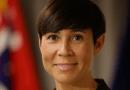 Ministrja e jashtme e Norvegjisë Soreide për vizitë pune në vend