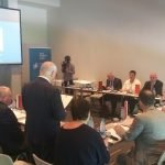 Llazovski, në Sesionin e 17-të të Bordit të Forumit të Kulturave në Lubjanë