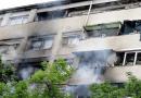 Në Toksikologji hospitalizohen nëntë persona nga zjarri në Kisella Vodë