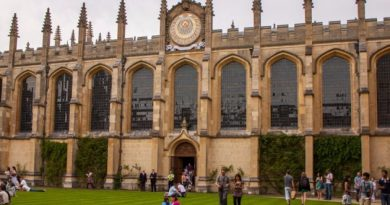 Universiteti i Oxfordit merr një donacion prej 190 milionë dollarësh