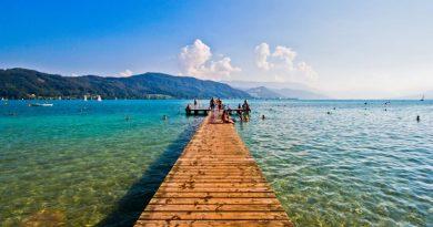 19 liqenet më të bukur të Evropës