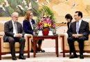 Ekonomia në fokusin e bisedimeve të Xhaferit në Kinë