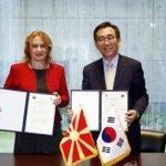 Shkupi dhe Seuli vendosën marrëdhënie diplomatike