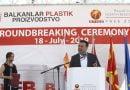 """""""Ballkanlar plastik"""" nga Turqia, filloi me ndërtimin e fabrikës në Bunarxhik"""