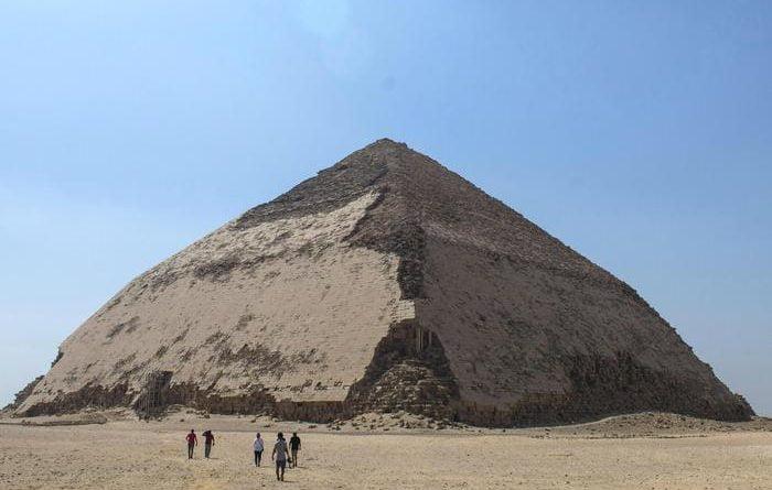 Egjipt, hapen për publikun dy piramida pas 54 vitesh