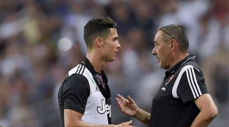 Sarri shpjegon arsyen e mungesës së Ronaldos ndaj Brescias