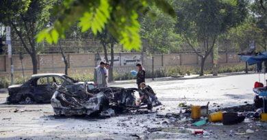 Të paktën gjashtë viktima në shpërthimin tek një universitet në Kabul