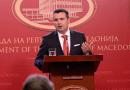 """Zhvatja"", Kostadinov mbron Zaevin, akuzon VMRO-në"