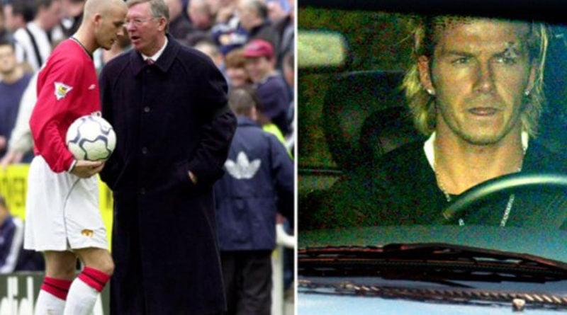 Forlan zbulon sherrin kur Ferguson i çau vetullën Beckhamit