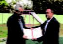 Rotarianët rregullojnë parkun e qendrës ditore