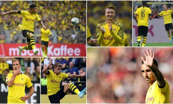 Sulmi i Dortmundit me 184 gola që mund ta kërcënojë Barcelonën