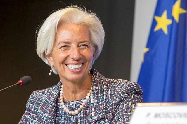 Christine Lagarde zgjedhet në krye të Bankës Qendrore Evropiane