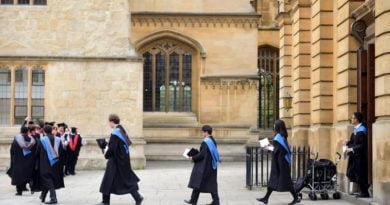 Universiteti i Oksfordit, aty ku prodhohen udhëheqësit