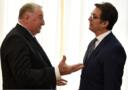 Pendarovski – Lamberc: Maqedonia e Veriut po përparon drejt BE-së