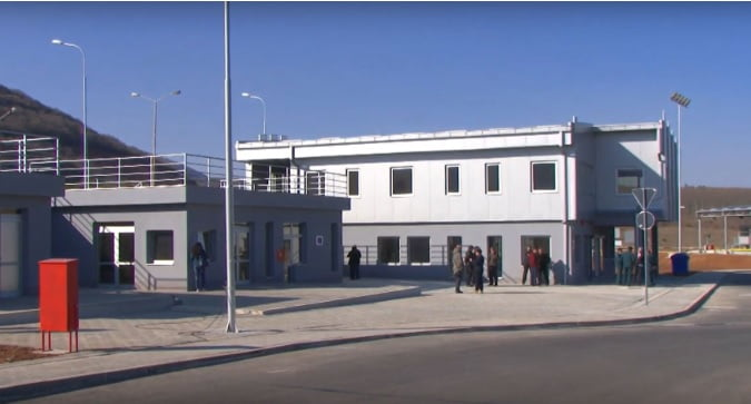 Hapje e terminalit të ri doganor në Qafë Thanë