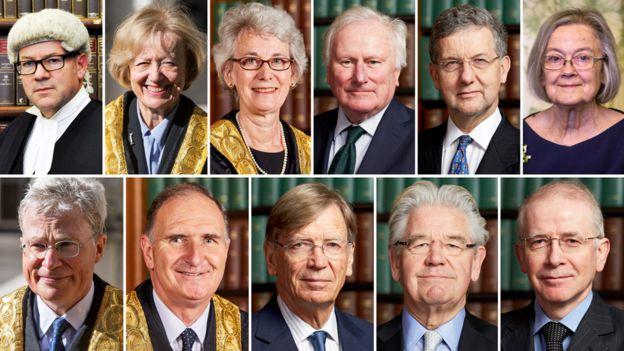 Gjykata Supreme shqyrton ligjshmërinë e pezullimit të parlamentit britanik