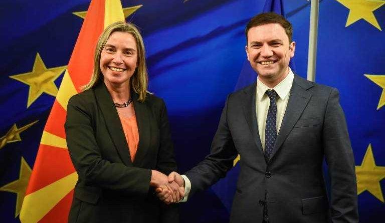 Osmani në Bruksel do ta riafirmojë përgatitjen e vendit për fillimin e negociatave me BE-në