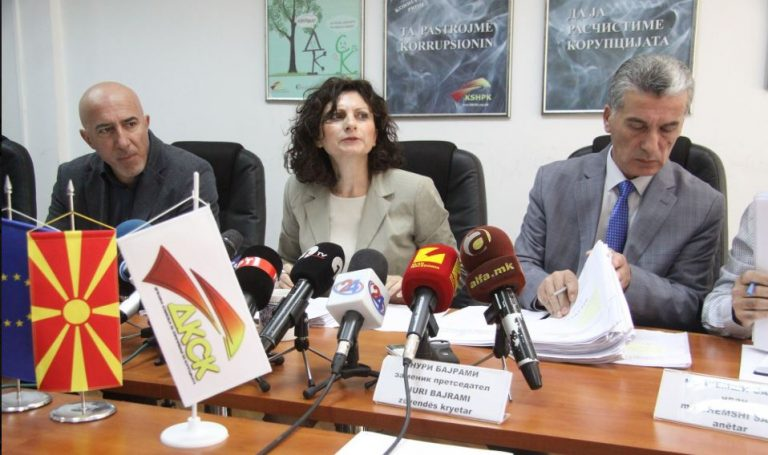 Pas Ivanovit  edhe Cërvenkovski nën llupën e Antikorupsionit