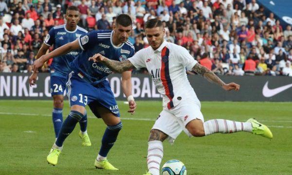 Icardi i lumtur me debutimin për PSG-në