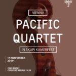"""""""Pacific Quartet Vienna"""", mbyll edicionin e II të Skupi Kamerfest"""