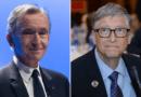 Përmbyset renditja botërore e miliarderëve, Bernard Arnault tejkalon Bill Gates
