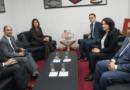 Bilall Kasami takon ambasadoren e SHBA-së Kejt Bërns