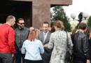 Gjykatësit e Gjykatës Penale në Shkup me mbështetje për administratën gjyqësore