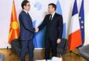 Makroni e siguroi Pendarovskin se nuk ofron alternativë të BE-së për Shkupin, por kërkon kohë