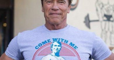 Super-vetura aspak e zakonshme që vozit Arnold Schwarzenegger