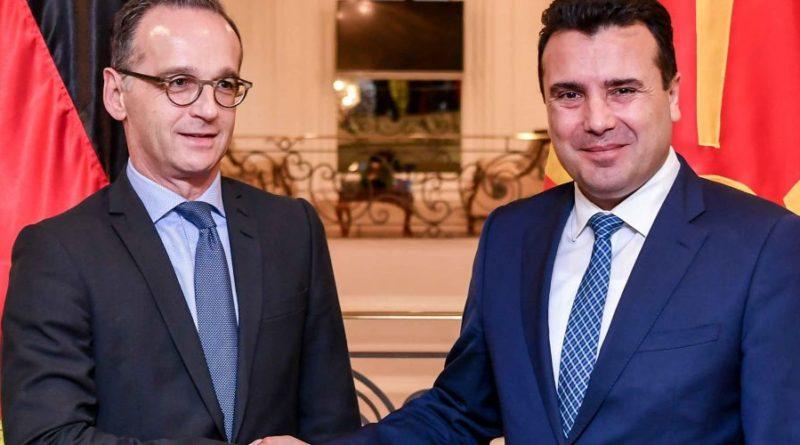 Zaev-Mas: Vendim pozitiv në kornizë të shpejtë kohore