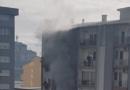 Shkup, gjatë një zjarri në një banesë një burrë u lëndua rëndë
