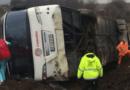 Lëdohen 26 persona në aksidentin në rrugën Bllacë – Belonin në Republikën e Serbisë