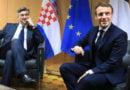Hapja e negociatave me Maqedoninë e Veriut, një nga temat e takimit Plenkoviq – Makron