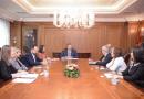 Spasovski – Defa: Vendi përparon, fokusim në zbatimin e reformave