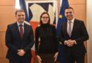 Osmani dhe Dimitrovi presin mbështetje nga Franca për eurointegrimet