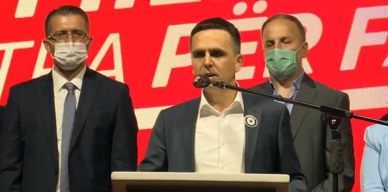 Kasami nga Tetova  Me Besën në qeveri u thoni  JO  rasteve të montuara politike dhe diskriminimit