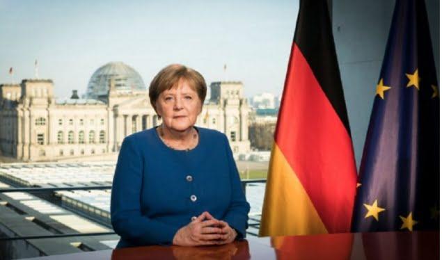 Merkel  Pandemia ka nevojë për përgjigje globale